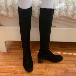 Stuart Weitzman Black Boots 6.5